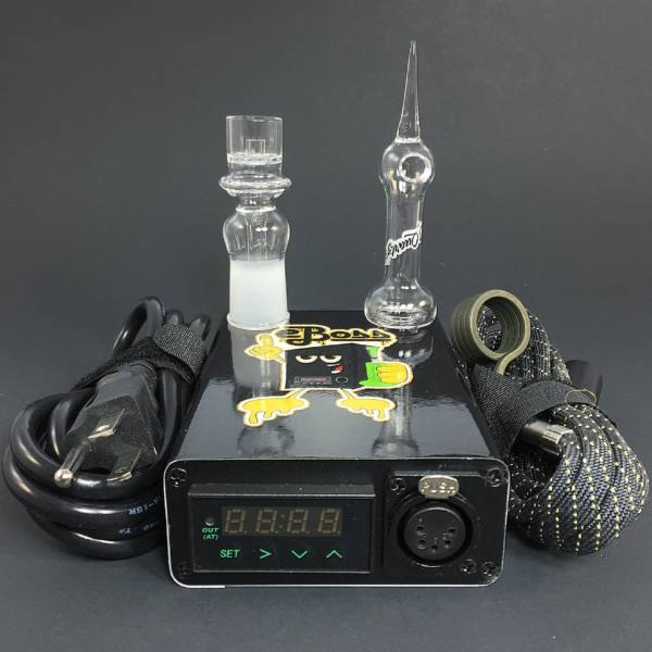 Quartz eNail Dabbing Kit