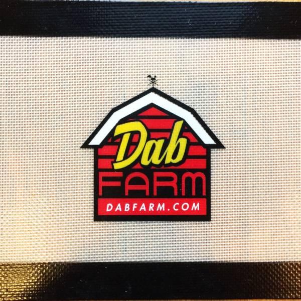 DabFarm Non-Stick Silicon Dab Mat