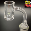 Quartz eNail Banger Full Side View (20MM Coil)