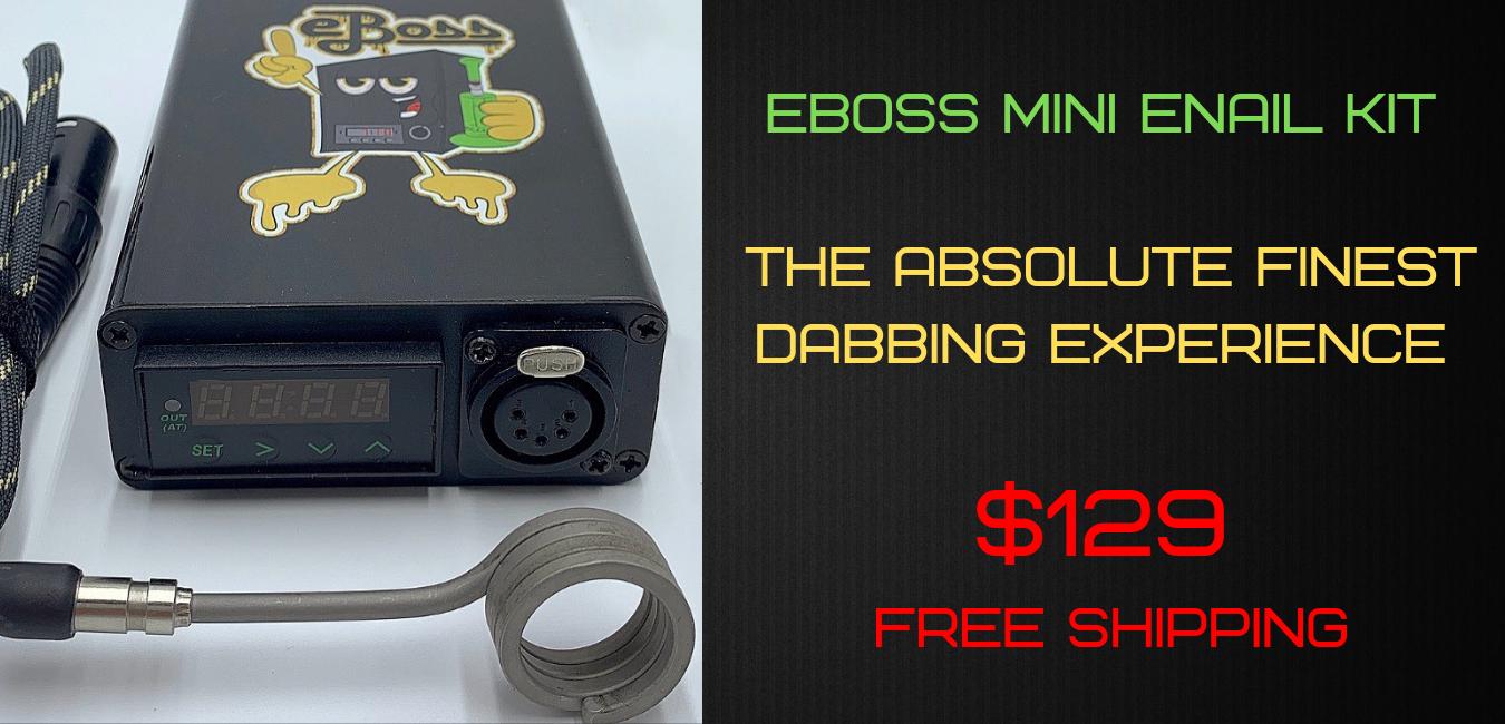 eBoss Mini eNail Kit - 20MM
