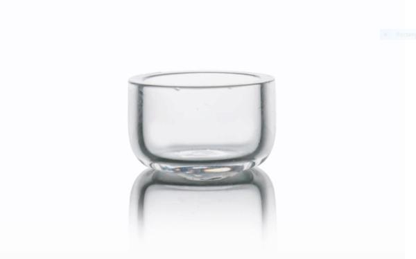 Premium 28MM Quartz eNail Bucket Insert | eBoss XXL