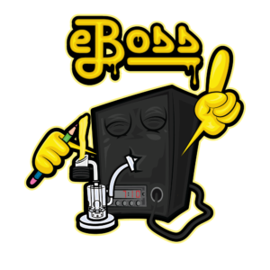 eBoss E-Nail Kits | Official Logo
