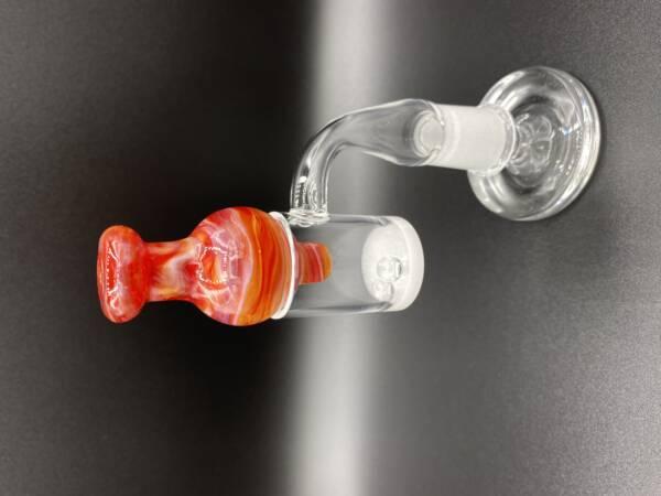Cherry Pie Heady Directional Carb Cap For Quartz Enails & Bangers | 20MM | 24MM | 25MM | 28MM