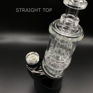 Puffco Peak | Puffco Peak Pro | C2 Custom Creations Glass | Straight Top